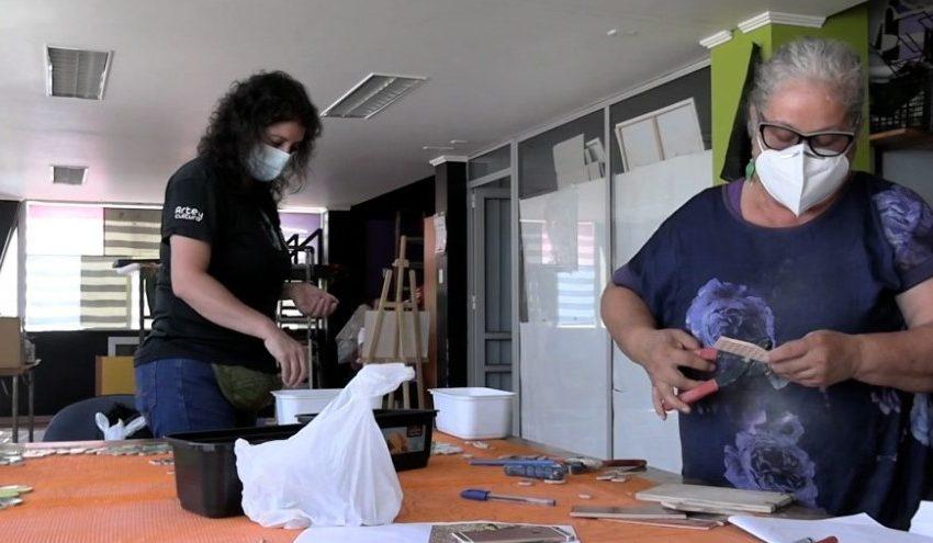 Programa «Arte y cultura» promueve la empleabilidad y recuperación de espacios públicos