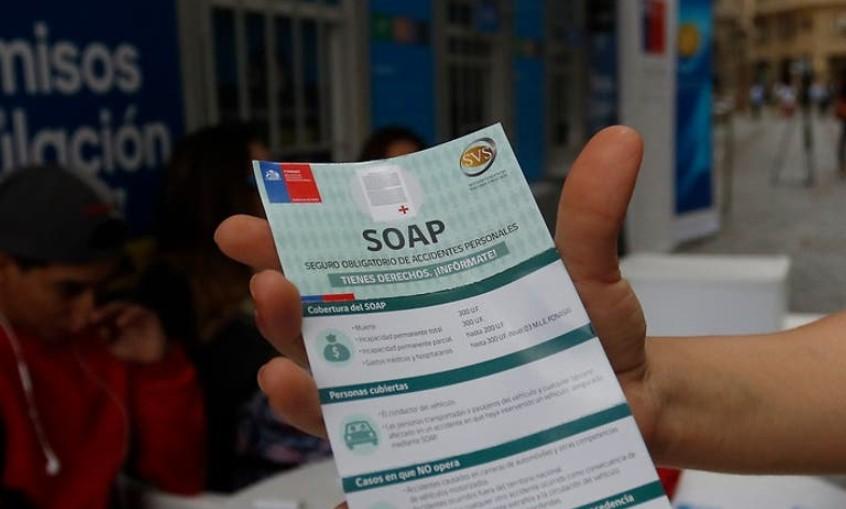 Conaset aclara todas las dudas y coberturas del SOAP