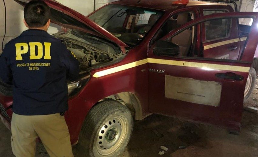 PDI Calama detiene a sujeto que habría participado en violenta encerrona
