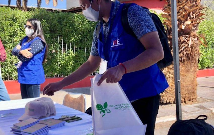 Comienza en la región de Antofagasta el Levantamiento del VIII Censo Nacional Agropecuario y Forestal