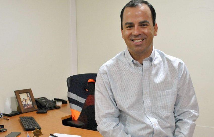 Juan Pablo Santibáñez fue designado como nuevo gerente general de ATI