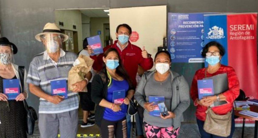 Seremi de Gobierno lanza guía que reúne más de 70 fondos concursables en la región de Antofagasta