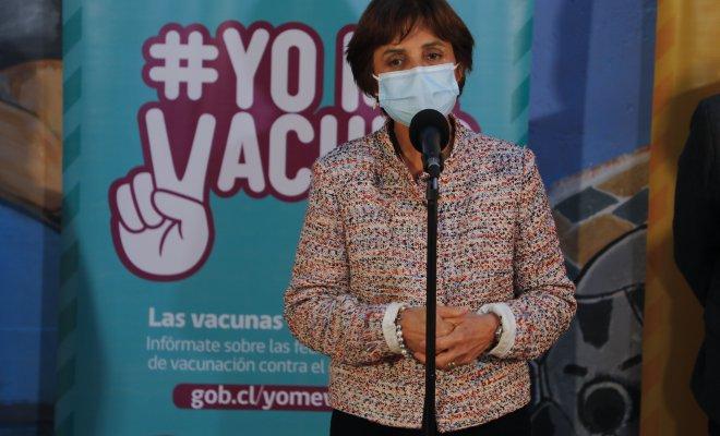 Paula Daza descartó renunciar a su cargo expresando que «es una situación muy crítica de la pandemia para eso»