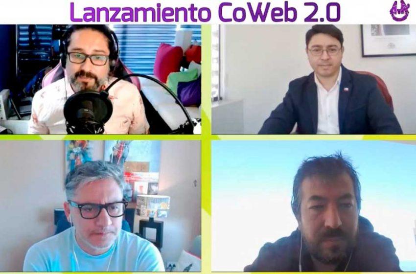 Súmate a la experiencia CoWeb 2.0 para emprendedores de la región