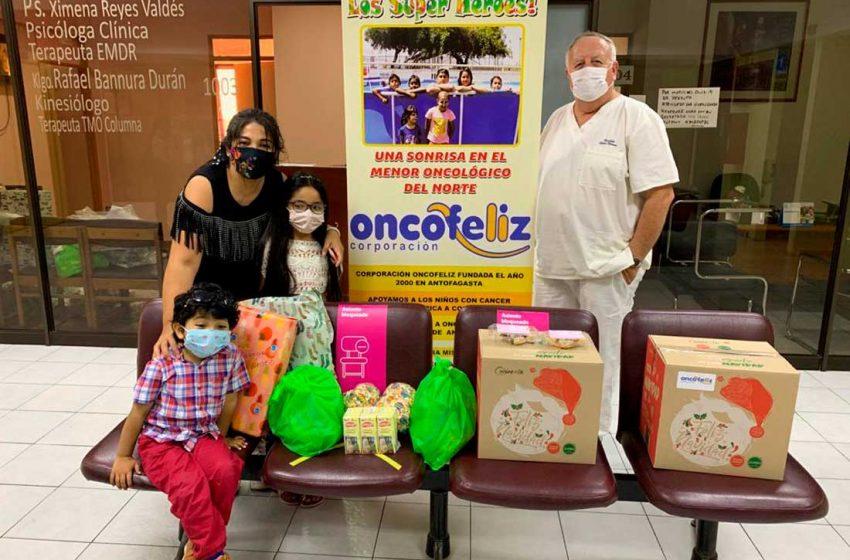 Oncofeliz realiza campaña para reunir fondos para las celebraciones del Día de la Madre y del Padre