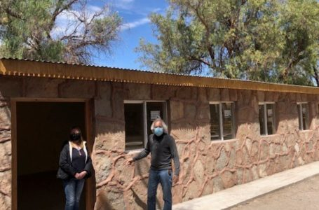 Escuela de Lasana concreta construcción de salas de clases gracias a Fondo Comunitario de El Abra