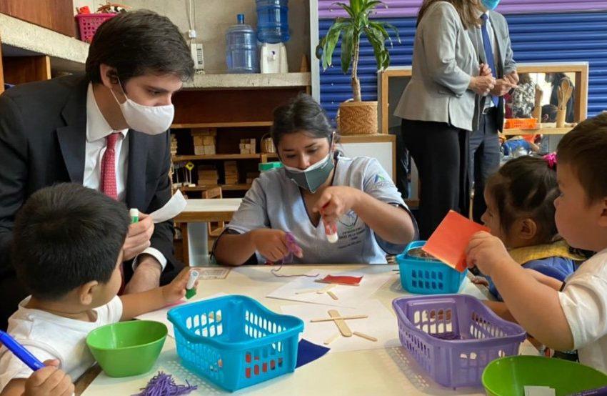 Región de Antofagasta: 91 jardines infantiles evaluarán su desempeño