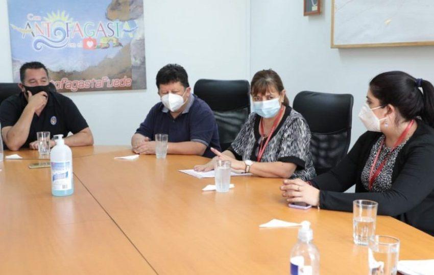 Mesa de trabajo busca otorgar «Luz verde» a proyectos habitacionales en La Chimba de Antofagasta