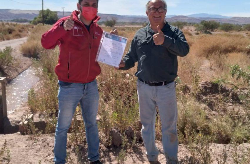 San Pedro de Atacama: Agricultores recibieron 192 millones en bonos