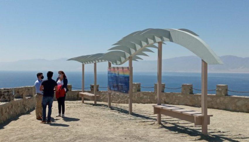 Mejillones: Punta Angamos posee mirador para avistamiento de cetáceos