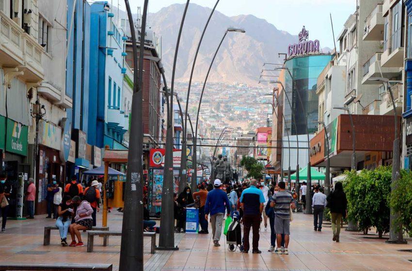 Antofagasta: 14% de la población vive en zonas con condiciones de seguridad urbana críticas