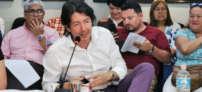 Antofagasta eligió: Jonathan Velásquez será el nuevo alcalde