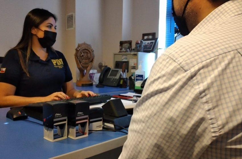 PDI de Antofagasta llama a denunciar amenazas sexuales online