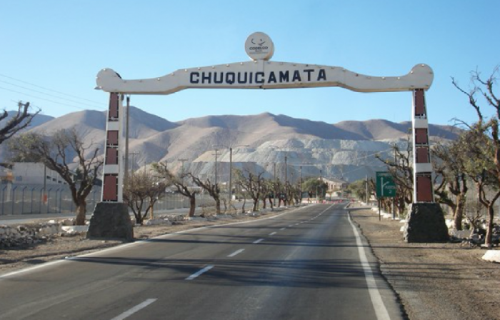 Realizan urgente llamado a preservar casco histórico de Chuquicamata