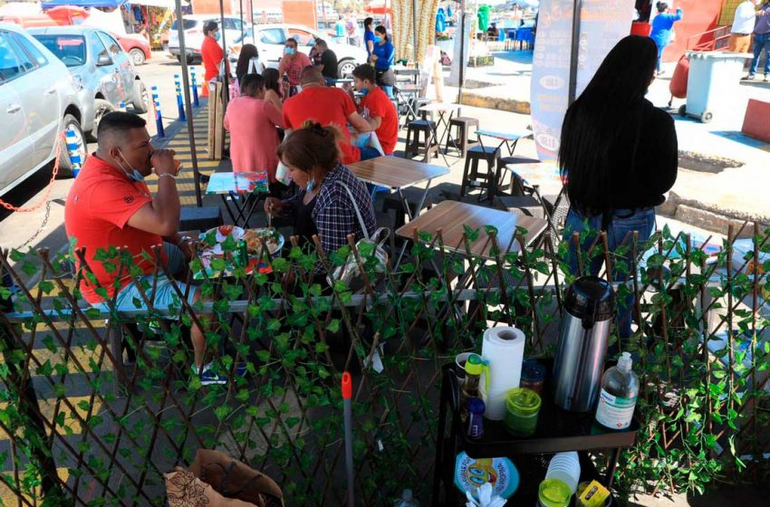 Servicios gastronómicos del Terminal Pesquero de Antofagasta podrán usar espacio público