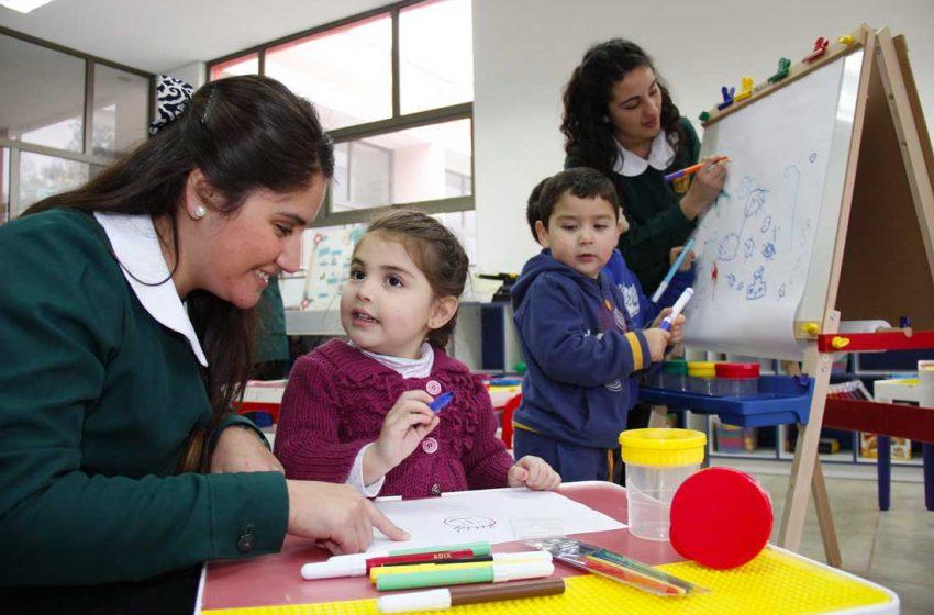 Profesionales de la Educación Parvularia podrán postular a programa para capacitarse en ciencias
