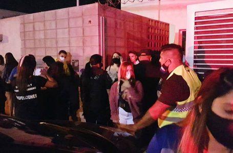 Calama es la comuna con la mayor cantidad de detenidos por fiestas clandestinas en Chile