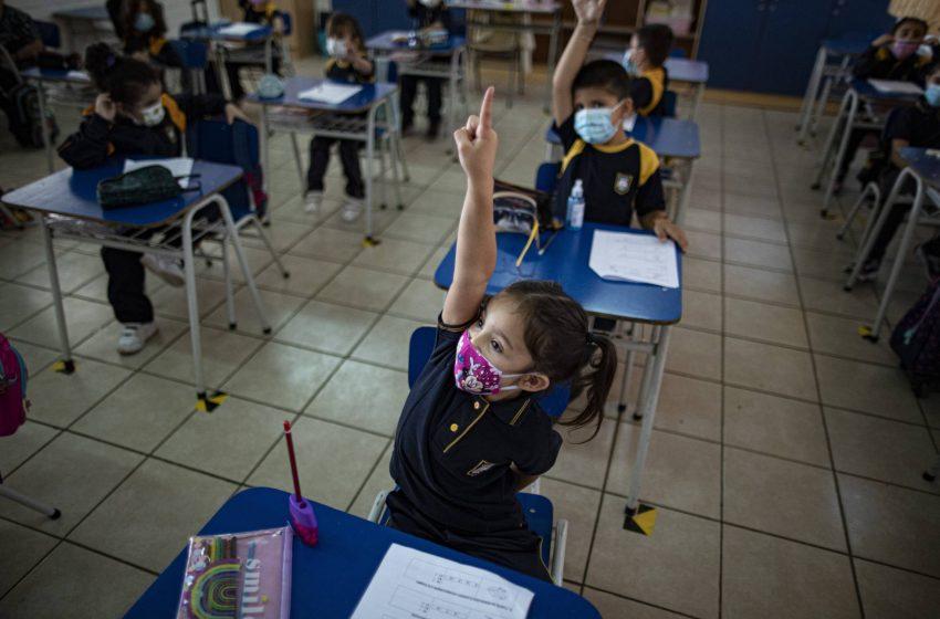 CMDS Antofagasta preparan infraestructura para un regreso seguro a clases