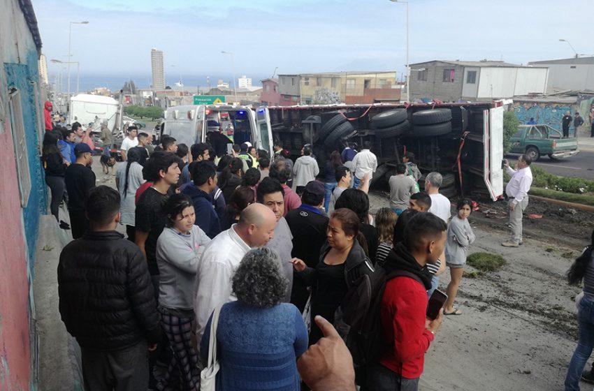 Instalarán medidor de velocidad en Avenida Salvador Allende de Antofagasta