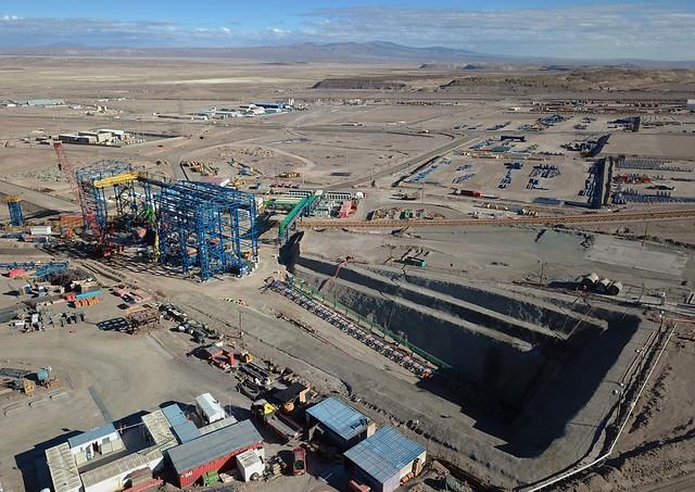 Plan de Descontaminación para Calama reducirá emisiones de material particulado de la minería y otras fuentes