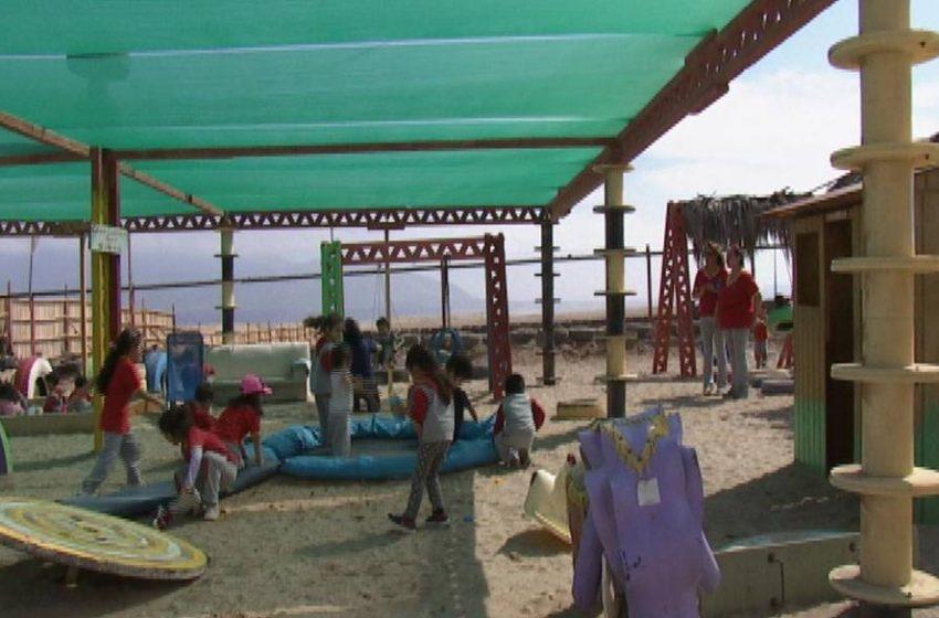 Parque Ecoyaren reabre sus puertas a los vecinos de Antofagasta