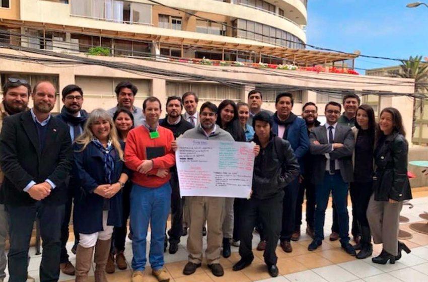 Corfo Antofagasta reactiva la Mesa de Innovación Social