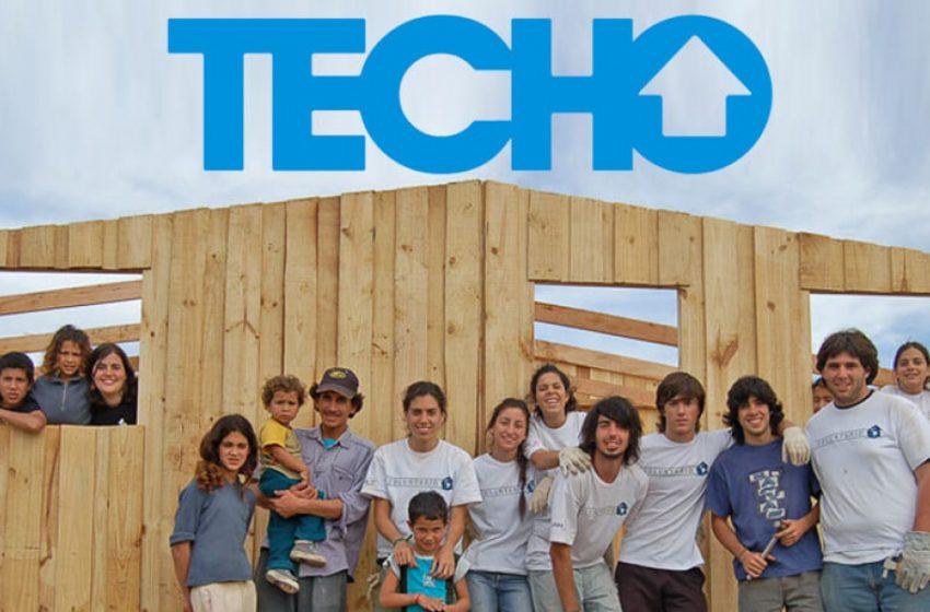 Fundación Techo construyó 24 viviendas de emergencia a familias afectadas por incendio en Antofagasta