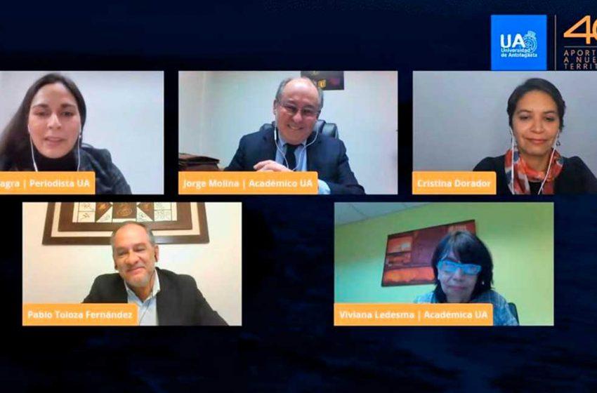 Constituyentes de Antofagasta dialogaron sobre el rol del Estado en la educación pública