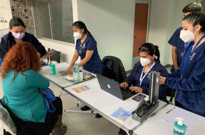 Educar, promover y prevenir: La consigna de las intervenciones de estudiantes de Enfermería en el HCUA