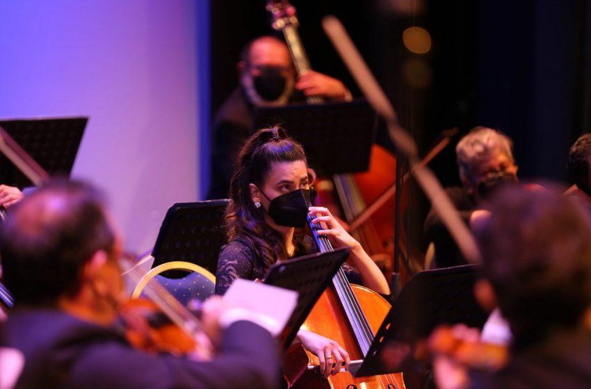 Orquesta Sinfónica de Antofagasta celebró en grande al genio de Astor Piazzolla