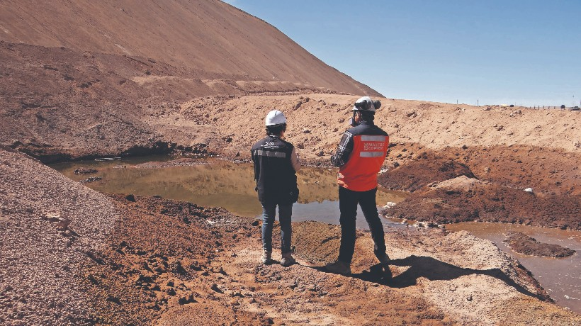 Preocupación por el posible daño ambiental en el acuífero subterráneo de Sierra Gorda