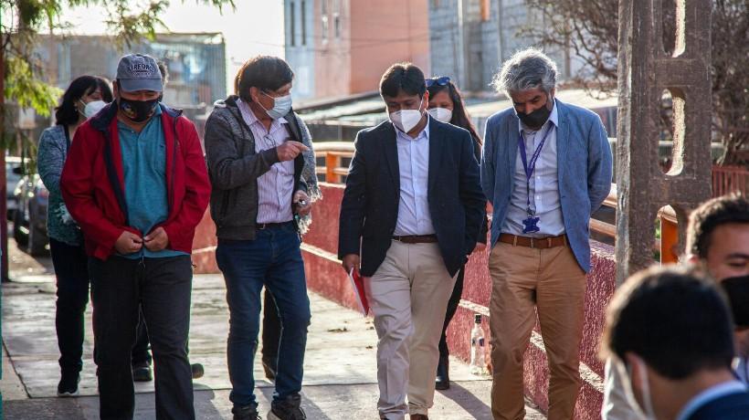 Invertirán para la instalación de garita de control en Avenida Salvador Allende en Antofagasta