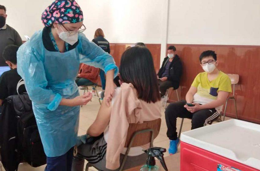 Realizan inédito operativo en vacunación en Iglesias Evangélicas de Antofagasta