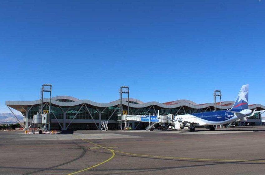 Publican llamado a licitación de Tercera Concesión Aeropuerto El Loa de Calama
