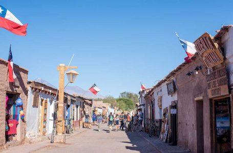 Turismo en San Pedro de Atacama se reactiva gracias a visitantes de la región
