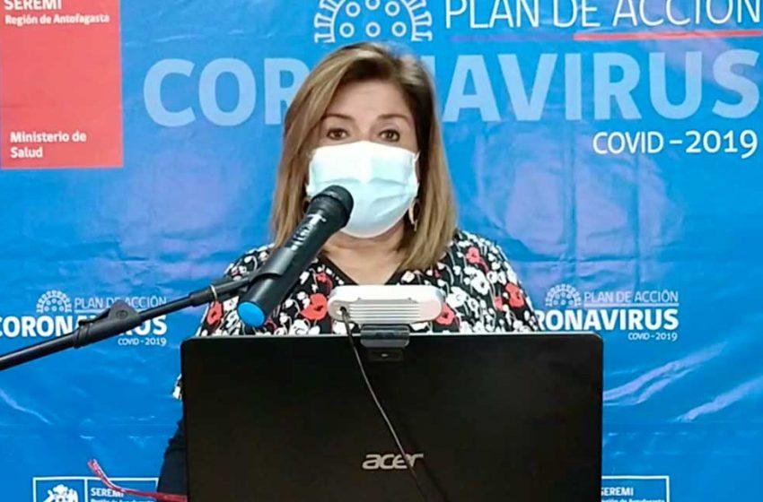 Seremi de salud de Antofagasta, presentó su renuncia