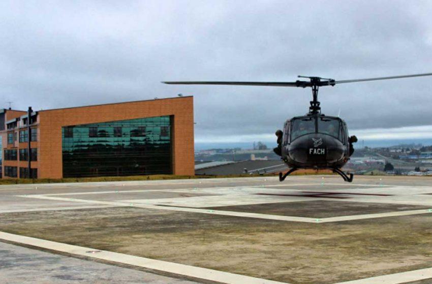 MOP anunció nuevos puntos de posada para helicópteros en la región de Antofagasta