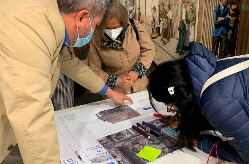 Realizan jornada de participación ciudadana para el diseño de rutas peatonales del casco histórico de Antofagasta