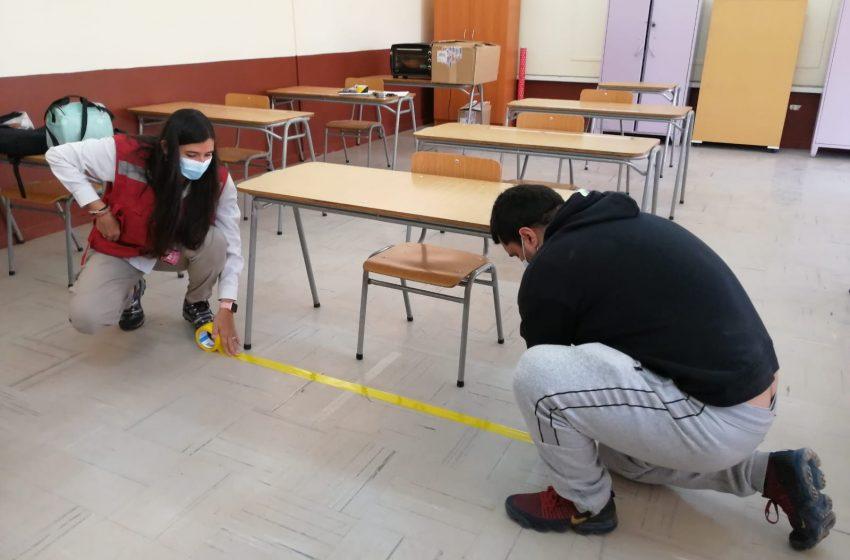 Antofagasta: Esta próxima semana se sumarán nuevas escuelas al regreso a clases