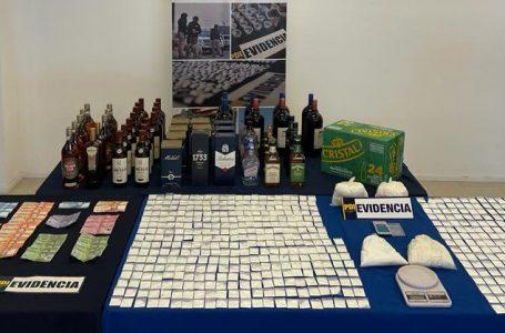 Delivery de droga: Detienen a sujetos por venta de estupefacientes a domicilio en Calama