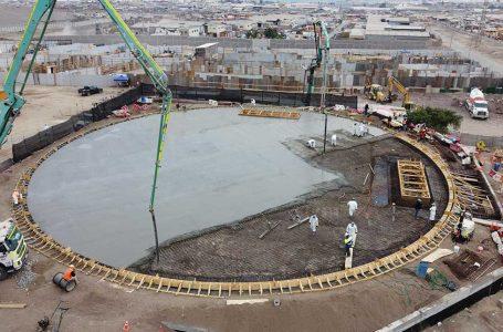 Nuevos estanques de almacenamiento robustecerán el suministro de agua potable en Antofagasta