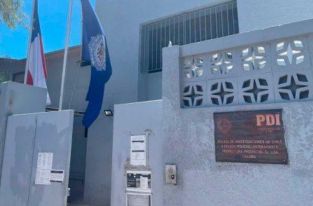 PDI Calama detuvo a dos extranjeros que falsificaron documento para acceder a contratos de trabajo