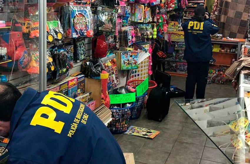 Antofagasta: 30% de los locales comerciales sufrieron algún tipo de delito este primer semestre